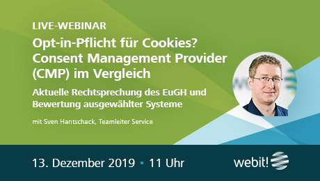 Webinar Cosent Management Systeme